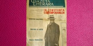 gazeta literara