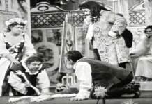 """""""Doctor fără voie"""" de Molière, teatru tv. Sursa foto: TVR"""