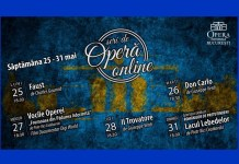 Saptamana 10 - Faust - Don Carlo - Vocile Operei - Il Trovatore - La Traviata-ONB