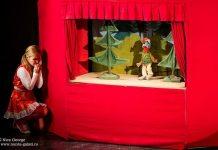 """""""Scufița roșie"""", Teatrul """"Gulliver"""". Foto© Nica George"""