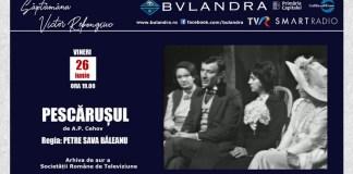 Cover Saptamana Victor Rebengiuc