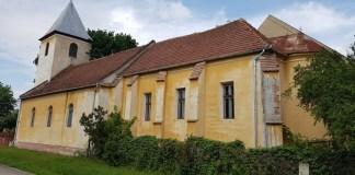 Mănăstirea franciscană din Vințu de Jos. Foto: Raul Gabriel Gavra