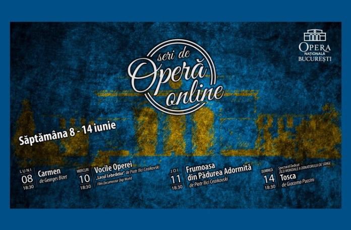 Saptamana 12 - Carmen - Vocile Operei - Frumoasa - Tosca-Facebook