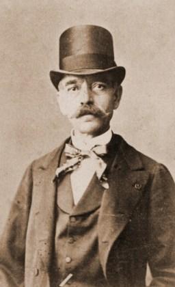 Vasile Alecsandri, fotografie de tinerețe
