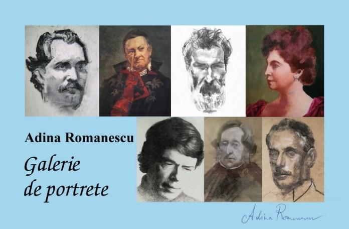 rubrica adina romanescu galerie de portrete