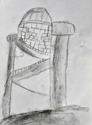 Desen de Eutalia Mincu