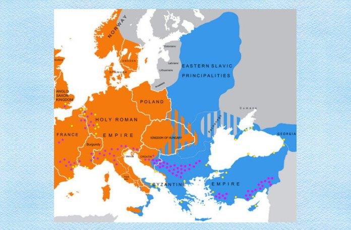 Europa după Marea schismă (1)