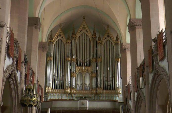 Orga Buchholz, Biserica Neagră din Brașov