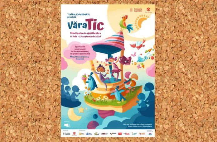VaraTIC _ Miniteatru in Amfiteatru _ Teatrul Ion Creanga