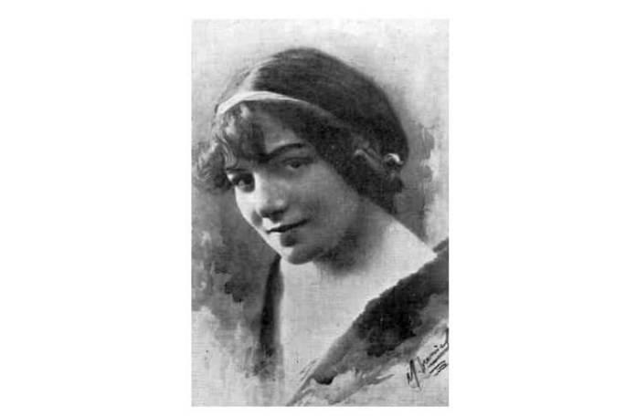 Marioara Voiculescu (9 iulie 1885, Bucureşti–3 martie 1976, Bucureşti)