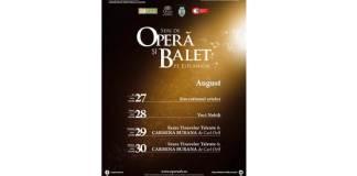 Seri de Opera si Balet pe Esplanada _ONB