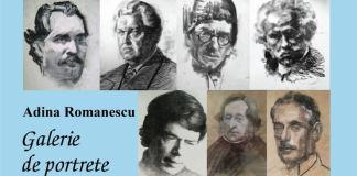 mihail sadoveanu adina romanescu galerie de portrete
