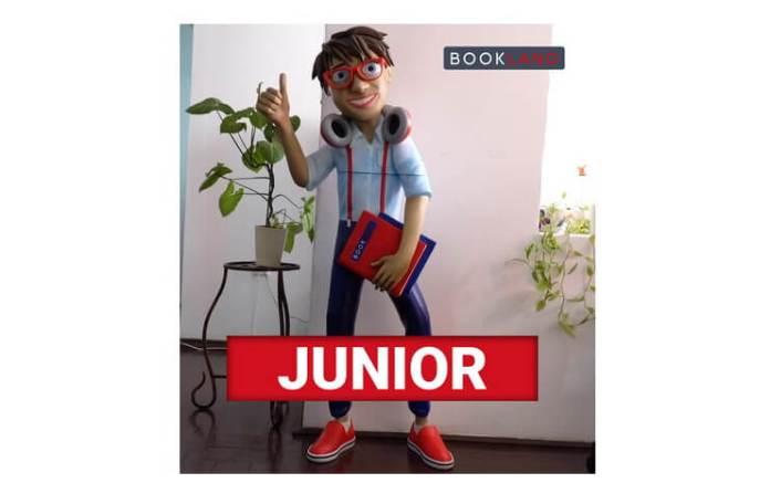 Junior bookland