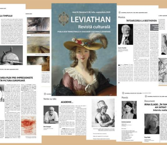 revista trimestriala leviathan nr. 3(8)_iul sept 2020 editie online