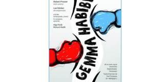 Afis Gemma Habibi Timisoara