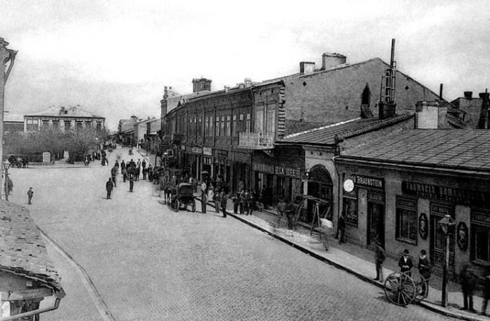 Buzau la începutul secolului XX