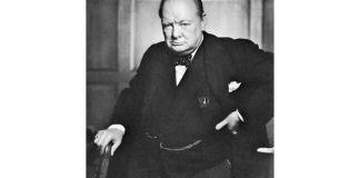 Winston Churchill în 1941