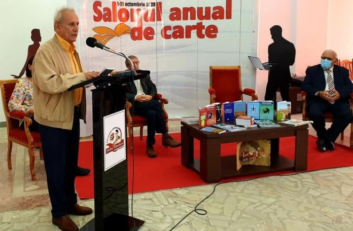 salonul anual de carte slobozia 2020