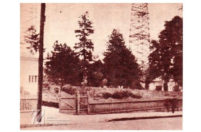 """Radio Moldova"", Iași, 1941. Sursa foto: Arhiva Radio România"