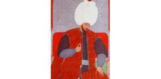 Nakkaş Osman, Suleyman Magnificul la tinerețe, 1579