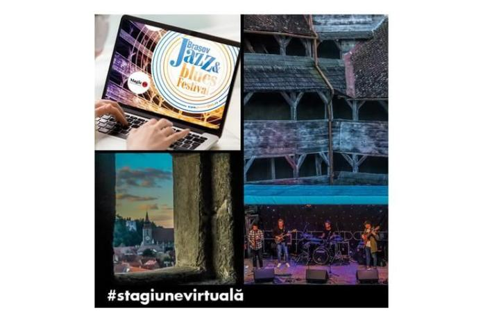 jazz STAGIUNE VIRTUALĂ
