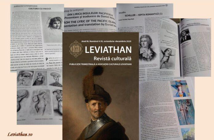 leviathan nr 4 oct dec 2020 editia tipărita