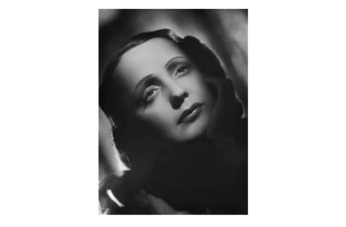 Êdith Piaf. Foto: Studio Harcourt, 1946