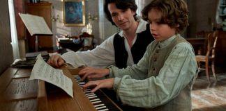 "Imagine din filmul ""Louis van Beethoven"". Copyright: 2020 EIKON Media ARD Degeto WDR ORF Zuzana Panska. Sursa: TVR"