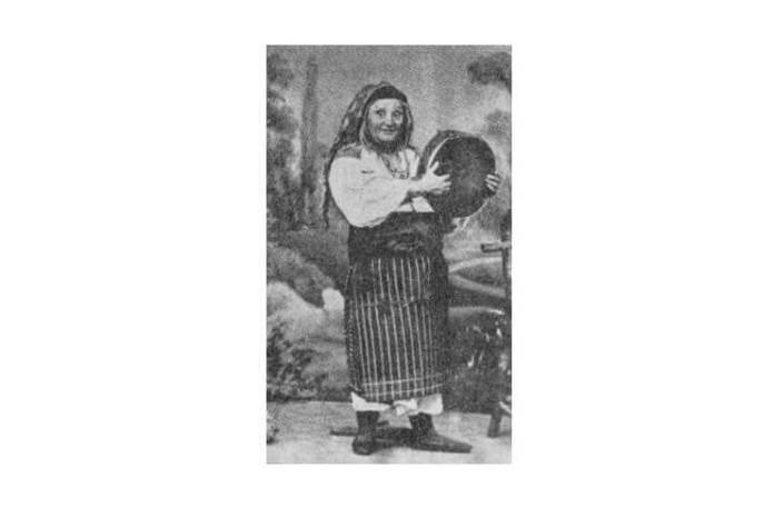Matei Millo in Baba Hârca