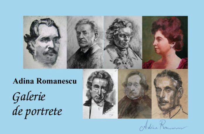 adina romanescu galerie de portrete ioan slavici