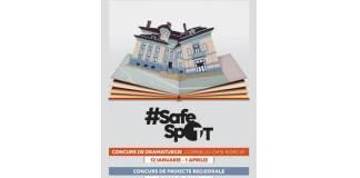 Afis CONCURS SAFESPOTT web