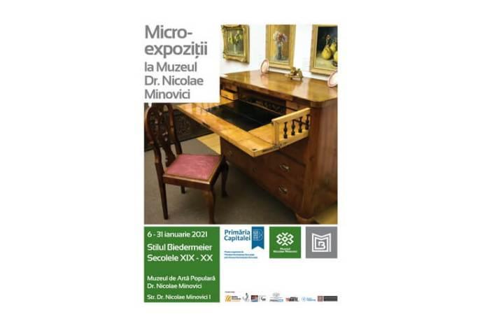 Afis microexpozitie