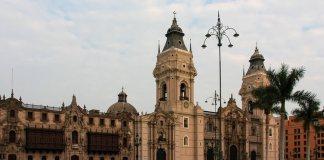 Lima, centrul istoric