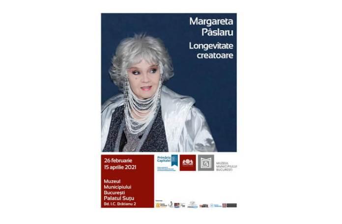 Afis Margareta Paslaru
