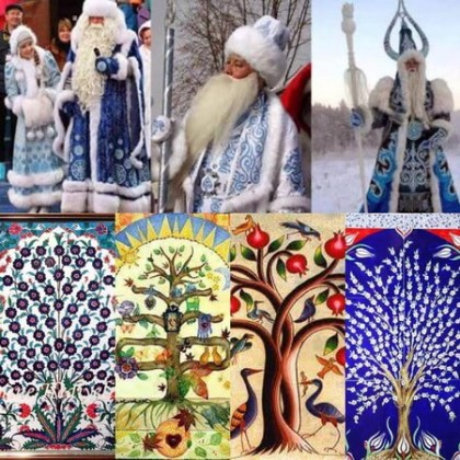 Simboluri ale Sărbătorii Nardugan, emreciftci.net. Sursa foto: yenicaggazetesi.com.tr