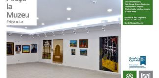 artiști la muzeu