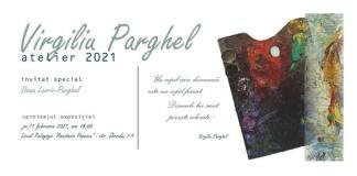 invitatie expo Virgiliu Parghel