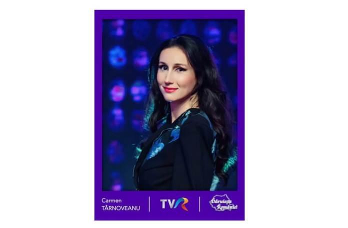 Carmen Târnoveanu. Sursa foto: TVR