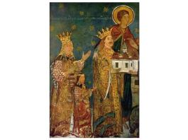 Ștefan cel Mare, portret votiv, Mănăstirea Voroneț