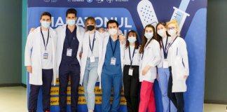 Maratonul Vaccinarii Cluj 2