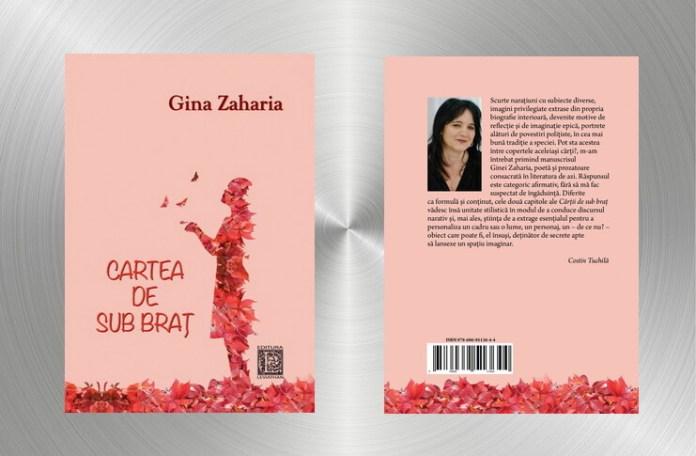cartea de sub brat gina zaharia leviathan bucuresti 2021