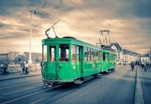 tramvai electric