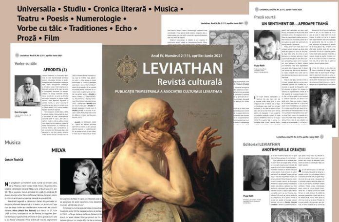 editia online revista trimestriala leviathan nr 2 (11) 2021
