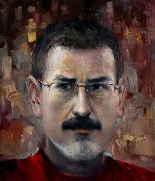 Mihai Olteanu, Autoportret