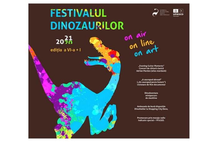 festivalul dinozaurilor