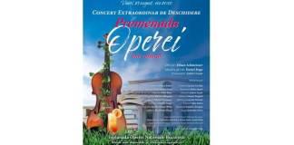 Afis Gala deschidere Promenada Operei