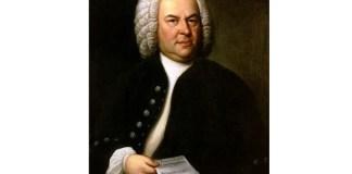 Johann Sebastian Bach (la 61 de ani), portret de Elias Gottlob Haussmann, a doua versiune, 1746