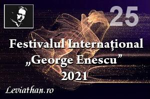 logo George Enescu International Festival 2021