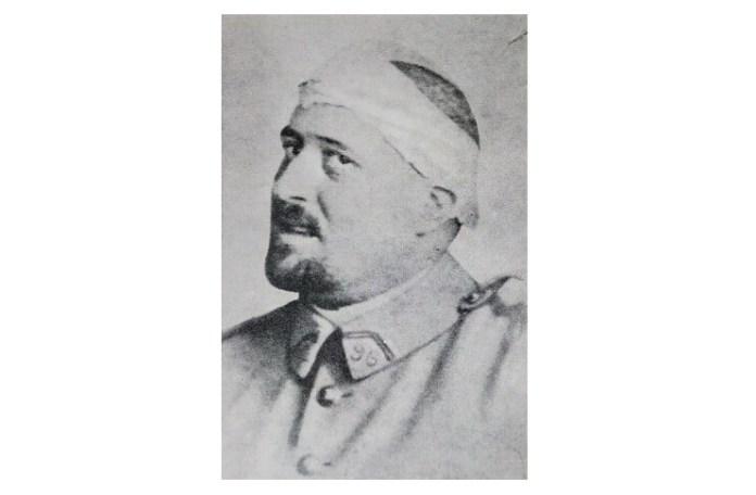 Guillaume Apollinaire (1880–1918), fotografie din 1916