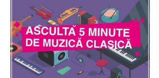 radio asculta 5 minute de muzica clasica